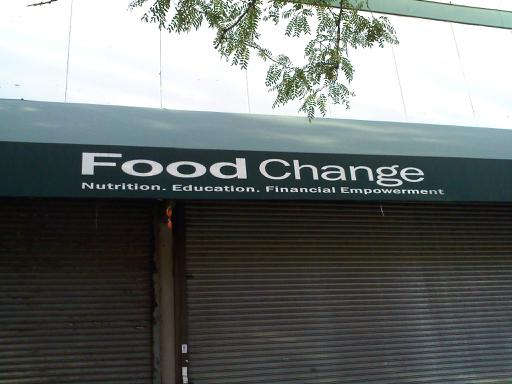 The Food Change, Inc. in Harlem